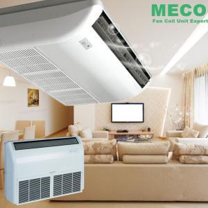 Wholesale Golv och tak typ vatten kylda fläktkonvektor-Floor & ceilling fan coil unit-1400CFM from china suppliers
