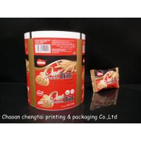 Wholesale Custom Thickness Snack Packaging Roll Stock Film / Auto Packaging Film For Oatmeal from china suppliers