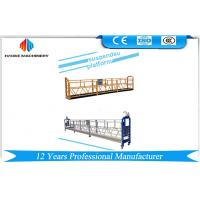 Wholesale 10m Electrical Swing Stage Scaffold ZLP1000 Steel / Hot Galvanized / Aluminum Gondola Cradle from china suppliers