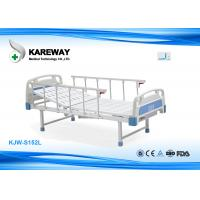 Wholesale Single Crank Manual Care Hospital Bed With Foot Base The Simple Model from china suppliers