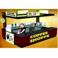 Buy cheap Coffee and Ice Cream Kiosk Design for Mall from wholesalers