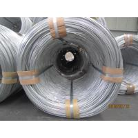 China Soft Electro Hot-Dipped Galvanized Iron Wire , steel galvanized wire on sale