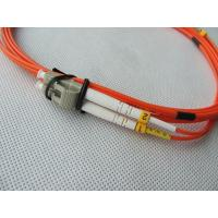 Wholesale SM MM LC Connector Fiber Optic Adapter Simplex / Duplex for Household Network from china suppliers