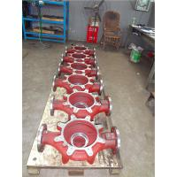 Wholesale OEM grey iron casting water centrifugal pump housing chrome / nickel plating from china suppliers