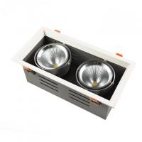 Wholesale 50000hours, Good quality 50W LED grill light with 2pcs CITIZEN COB from china suppliers