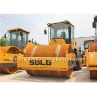 Wholesale SDLG RS8140 Road Construction Equipment Single Drum Vibratory Road Roller 14Ton from china suppliers