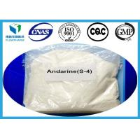 Wholesale Bodybuilding Andarine S4 SARM Steroids Fat Loss GTX 007 401900-40-1 from china suppliers