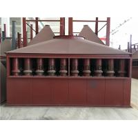 Wholesale Ceramic Type Multicyclone Dust Collector , Multi Cyclone Separator from china suppliers