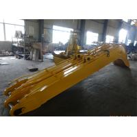 Buy cheap Long Reach Boom for Komatsu Excavator PC240 total 18meters length from wholesalers