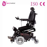 Wholesale Handicapped Standing Power Wheelchair , Standing Frame Wheelchair JRWD901 from china suppliers
