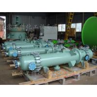 Wholesale Customized multi tube heat exchanger using anti - corrosion materials from china suppliers
