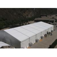 Wholesale Outdoor Warehouse Storage Tent Container Shelter For Industrial from china suppliers