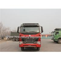 Wholesale 6x4 Sinotruk HOWO A7dump truck 420HP Euro 2 new design LUXURY cabin from china suppliers