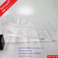 Wholesale Custom Clear Storage Plastic Box Acrylic Display Stands For Key from china suppliers