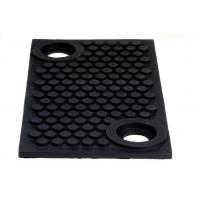 Wholesale Vibration Isolation Bearings Solid Rubber Pad applied in Metro from china suppliers
