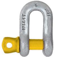 Wholesale GRADE S DEE SHACKLE WITH SCREW PINS AS2741 from china suppliers