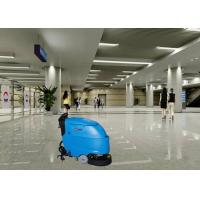 Wholesale Stable Automatic Self Control Electric Floor Scrubber In Stations Hard Floor from china suppliers