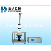 Wholesale Foam Ball Rebound Tester With LCD Touch Screen , ASTM D3574 and ISO 8307 Standard from china suppliers