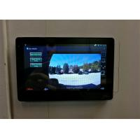 Wholesale 7 Inch Intercom Touch Panel Screen With POE, Inwall Mount Bracket from china suppliers
