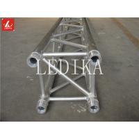 Quality 12m Span Exhibition Aluminum Trussing System Customized Stage Background for sale