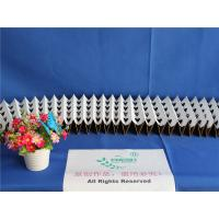 Buy cheap High Performance Pleated Filter Media Folded For Green Spray Cabinets from wholesalers