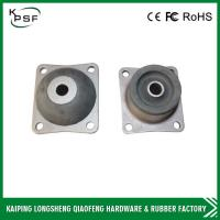 Wholesale DH220-3 Front Daewoo Rubber Engine Mounts Excavator Engine Cushion from china suppliers
