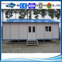 Quality light frame metal cheap construction china prefabricated homes for sale