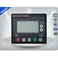 Wholesale Automatic Diesel Generator Controller IP42 Gasket Continuous Power Supply from china suppliers
