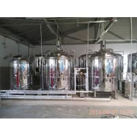 Wholesale 500L hotel equipment for manufacturing craft beer from china suppliers
