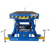 Quality 5000Kg Loading Roller Custom Vertical Lift Table For Work Shop Theatre for sale