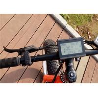 Wholesale Waterproof 250w - 1000w E Bike LCD Display Enduro Bike Accessories from china suppliers