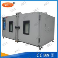 Wholesale Large size High Temperature Walk In Stability Chamber Customized Drying Test Chamber from china suppliers