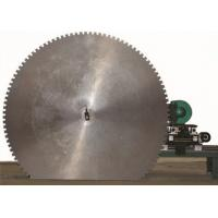 Wholesale Circular diamond saw blank dia1300-1800mm outer circle grinder machine from china suppliers