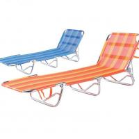 Wholesale Folding Flat Aluminium Garden Sun Bed Lounger used in seabeach pool garden all place from china suppliers