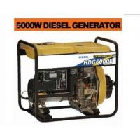 Wholesale quality diesel engine generator 5KW china export from china suppliers