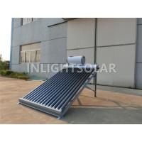 Wholesale No Pressure Vacuum Tube Solar Collector For Swimming Pool / Hotel Hot Water from china suppliers