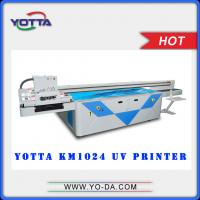 Wholesale High Resolution 4ft * 8ft flatbed size 3d acrylic printer uv inkjet printer price from china suppliers