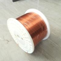 Buy cheap 0.16 X 0.82mm Self Bonding Enamelled Copper Wire For Wireless Transformer from wholesalers