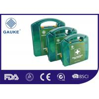 Wholesale Portable Partitioned First Aid Kit In PP Box , Medical Adventure Kits Easy To Carry from china suppliers