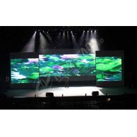 Wholesale Small High Resolution HD Led Display Flexible Led Screen Stage Backdrop P6.25mm from china suppliers