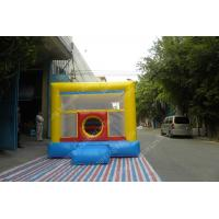Wholesale Professional Customized Inflatable 5 In1 Bounce House With UV protected from china suppliers