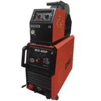 Wholesale MIG400P PULSE MIG Welding Machine For Aluminum / 3 Phase MIG Welder from china suppliers