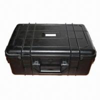 Wholesale Hard ABS Plastic Toolbox/Case/Equipment, Measures 390x265x150mm  from china suppliers