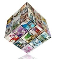 Wholesale  Full color promotion magic cube 3x3x3 from china suppliers