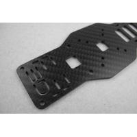 Quality Customize Carbon Fiber CNC Service, High Performance Carbon fibre Chassis,±0.10mm Tolerance for sale