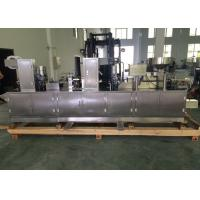 Wholesale Aluminum Plastic Blister Line Pharmaceutical Packaging Machine CE Certificated from china suppliers