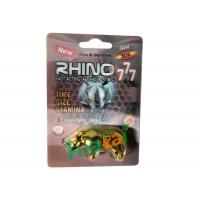 Wholesale Rhino777 Herbal Sexual Enhancer Pills For Male Improving Sexual Stimulate from china suppliers