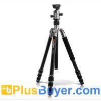 Wholesale Portable Tripod Kit (Benro/MeFOTO A1340Q1, Ball Head) from china suppliers