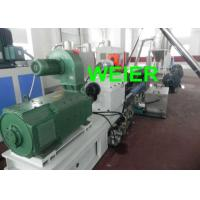 Quality Parallel Twin Screw WPC Extrusion Line For WPC Granules , SHJ Series 45kw motor for sale