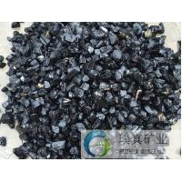 Buy cheap Natural black Tourmaline stone for healing and health care from wholesalers
